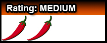 Devil Cross Spice Rating Medium Header